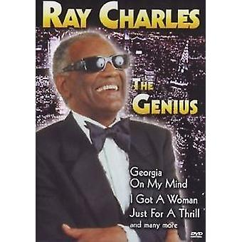 Ray Charles-The Genius (DVD)