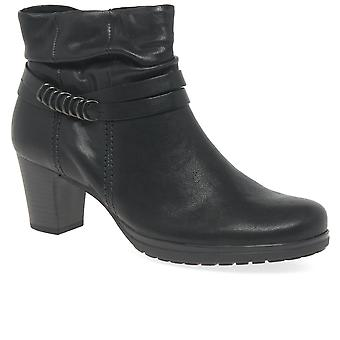 Gabor Pollyanna Womens Casual Ankles Boots