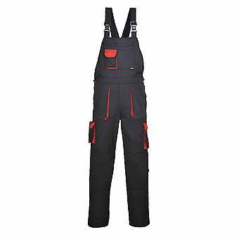 RSU - Texo Versatile abbigliamento da lavoro in cotone ricco contrasto Bib & Brace