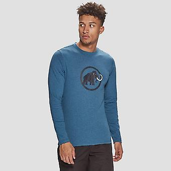 Mammut Logo Men's Long Sleeve Top