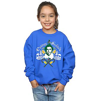 Elf Girls Cotton Headed Ninny Muggins Sweatshirt