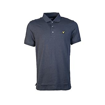 Lyle & Scott Short manga camisa de Polo SP718V