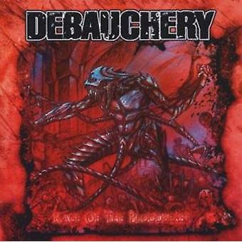 Utsvävningar - raseri av Bloodbeast [CD] USA import
