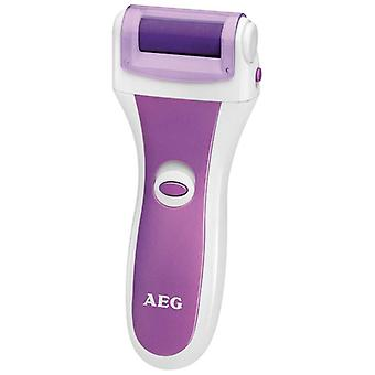 AEG machine to remove calluses and corns on toes PHE 5642 lilac