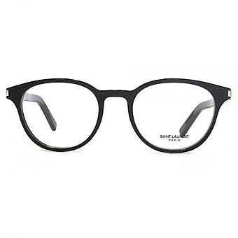 Saint Laurent Classic 10 Glasses In Black
