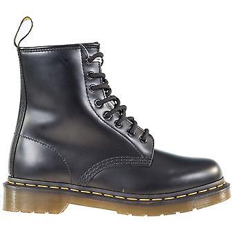 Dr. Martens zwarte gladde 10072004 universele alle jaar mannen schoenen