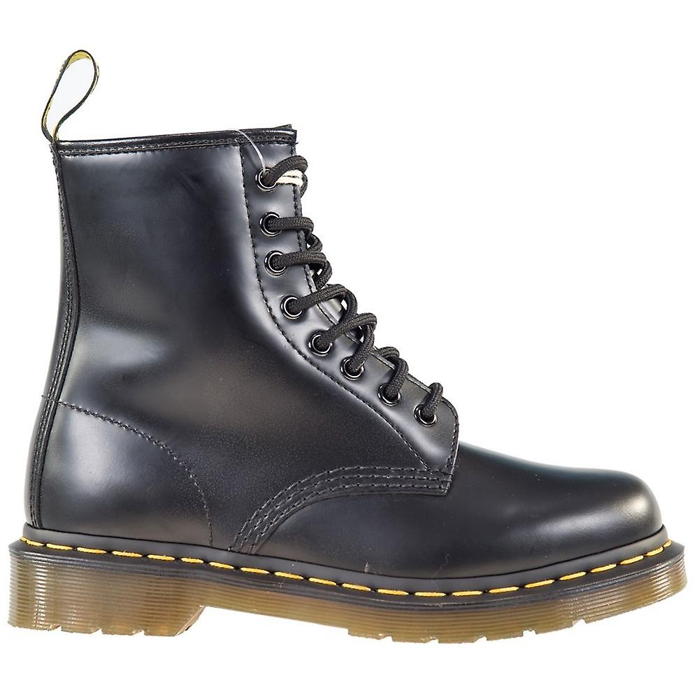 Dr Martens Black Smooth 10072004 universal all year men shoes