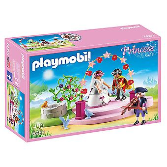 Playmobil 6853 Princess Masked Ball - Rotating Dance Floor