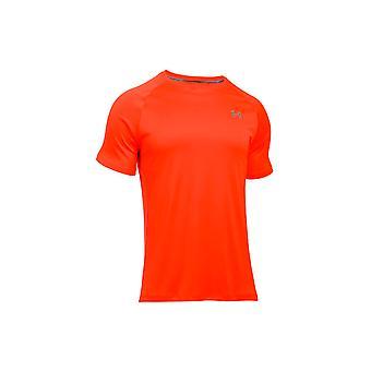 Onder Armour Heatgear run S/S Tee 1289681-296 mens T-shirt