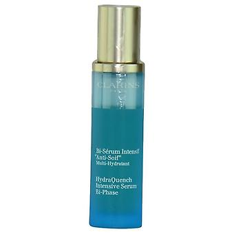 Clarins By Clarins Hydraquench Intensive Serum Bi-Phase ( For Dehydrated Skin )--50Ml/1.6Oz