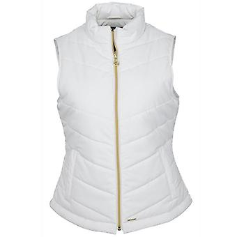 Toggi Brunswick Ladies Padded Gilet Vanilla