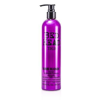 Tigi Bed Head Dumb Blonde Shampoo (For Chemically Treated Hair) 400ml/13.5oz