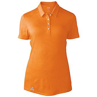 Adidas Ladies Teamwear Moisture Wicking Four Button Polo Shirt