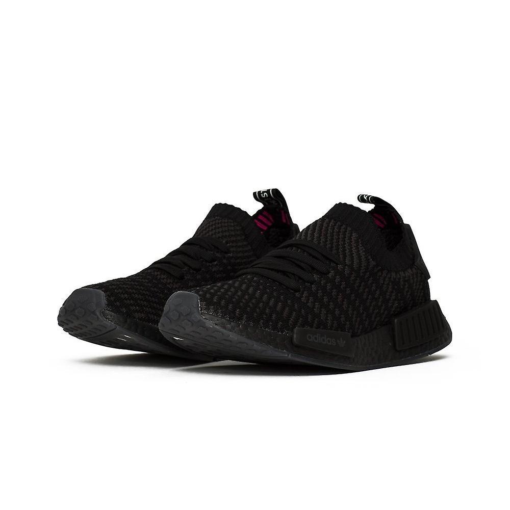 newest ff6dc 79296 Adidas Nmd R1 Stlt Primeknit CQ2391 universal all year men shoes