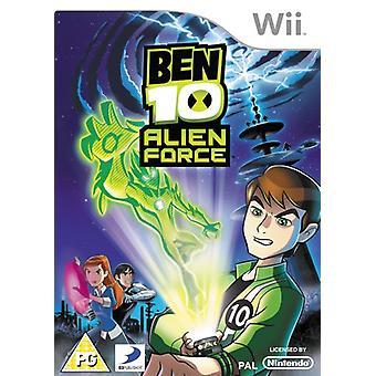 Ben 10 Alien Force (Wii)