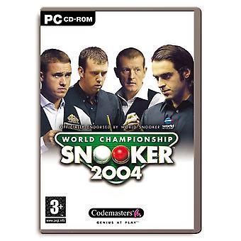World Championship Snooker 2004 (PC)