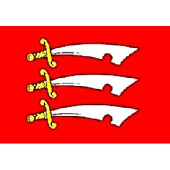 Essex Flag 5ft x 3ft With Eyelets For Hanging