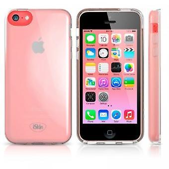 iSkin Flex Cover Case iPhone 5C Clear