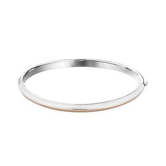 ESPRIT Дамы браслет браслет браслет из нержавеющей стали белый / крем ESBA10212A600