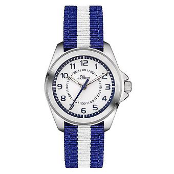 s.Oliver montre enfant montre kids SO-3401-LQ
