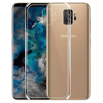Silikoncase transparent 0.3 mm ultra thin case for Samsung Galaxy S9 G960F pouch case