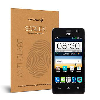 Celicious mat anti-Glare Screen Protector pour ZTE Sonata 2 [Pack 2]
