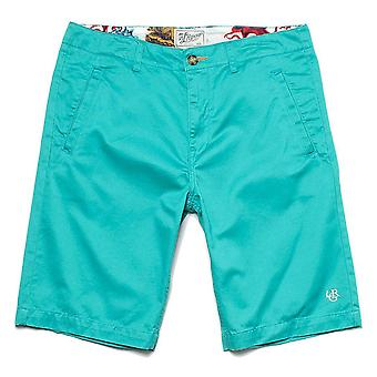 LRG Comore TS Chino Short Light Teal