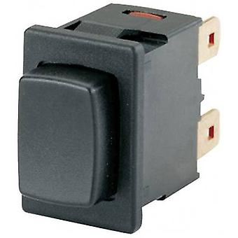 Marquardt 01662.0201-00 Pushbutton switch 250 V AC 16 A 1 x Off/On IP40 latch 1 pc(s)