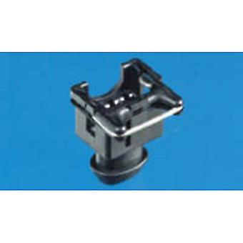 TE Connectivity Socket enclosure - cable J-P-T Total number of pins 2 Contact spacing: 5 mm 282189-2 1 pc(s)
