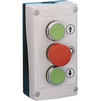 BACO LBX308830 IP66 de bouton poussoir momentané 1 PC (s)