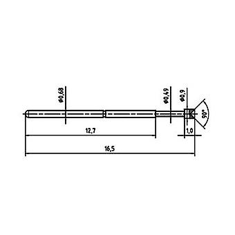 PTR 1007-A-0.7N-AU-0.9 Precision test tip