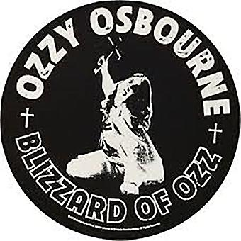 أوزي أوزبورن عاصفة من Ozz كبير جولة خياطة على التصحيح مرة أخرى
