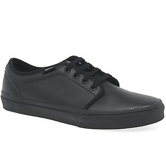 Vans 106 Boys Lace Up School Shoes