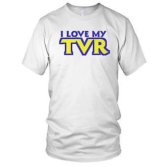 Jeg elsker min TVR bil barna T skjorte