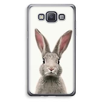 Samsung Galaxy A3 (2015) Transparent Case (Soft) - Daisy