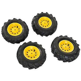 Rolly Toys 409303 Set van 4 Luchtbanden voor RollyFarmtrac Premium Tractoren