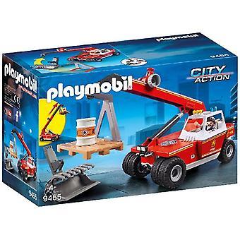 Playmobil 9465 Brandweerhoogtw.