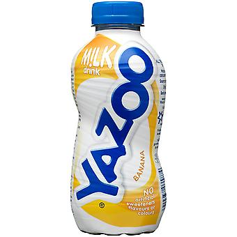 Yazoo Banane aromatisierte Milch