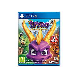 Spyro трилогии разожгла PS4