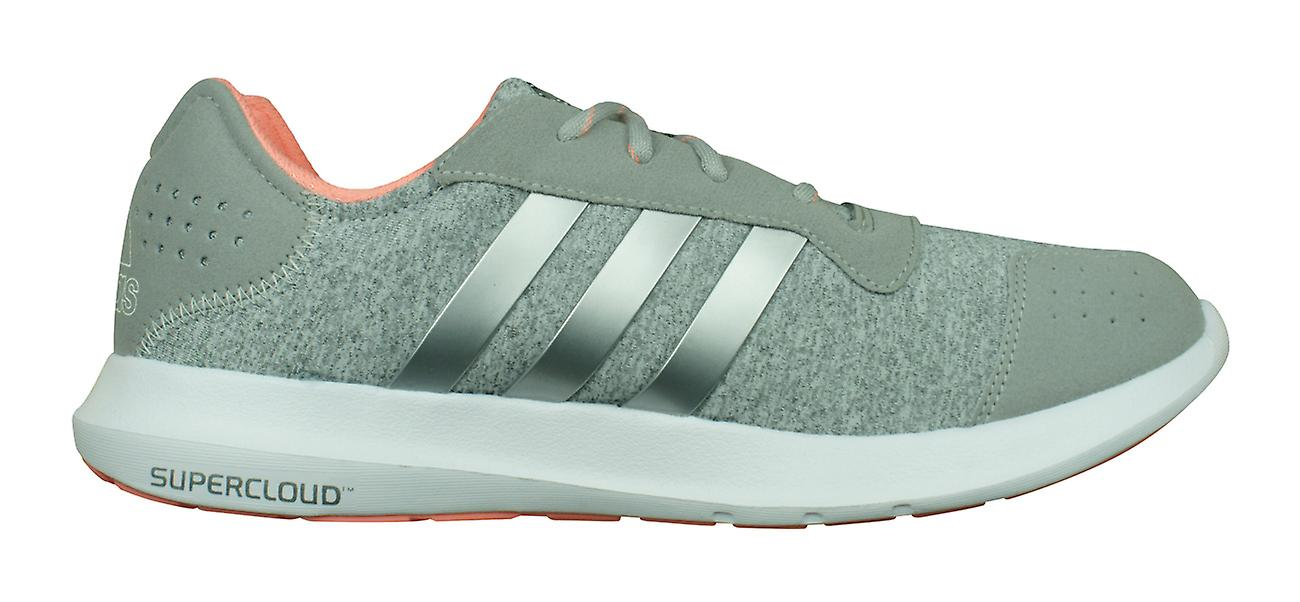 adidas Element Refresh Womens Running Trainers Shoes Grey