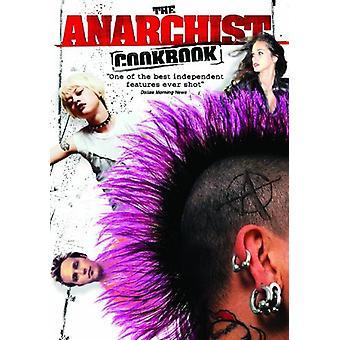 The Anarchist Cookbook [DVD] USA import