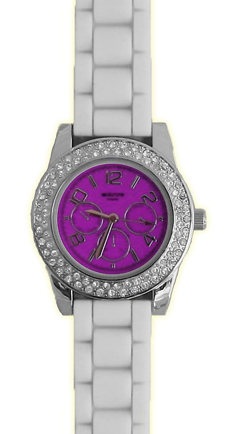Waooh - 34 Color Dial Watch NANOSTRASS