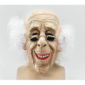 Old Man Mask & Hair.