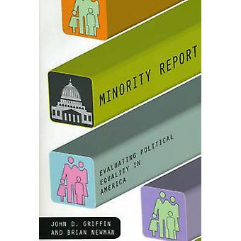 Minority Report - Bewertung politischen Gleichheit in Amerika von John D.