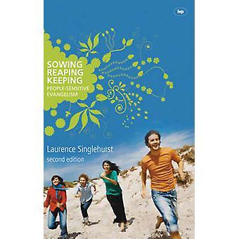 Wysiewu - żniwa - utrzymanie - ewangelizacja wrażliwych osób (2) przez Laur