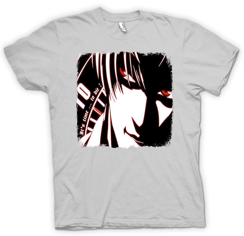 Heren T-shirt - Manga - Japanse Cool
