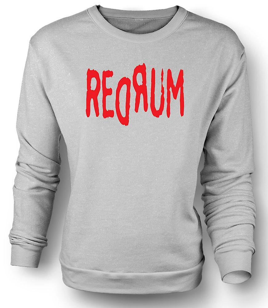 Mens Sweatshirt rum - Funny