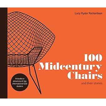 100 Midcentury Chairs - And Their Stories by Lucy Ryder Richardson - 9
