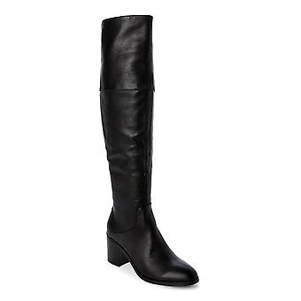 Steve Madden Womens Hyatt Closed Toe Over Knee Fashion Boots