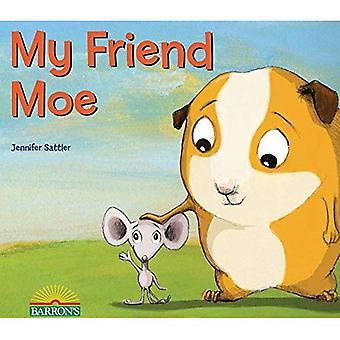 Mijn vriend-Moe [Board boek]
